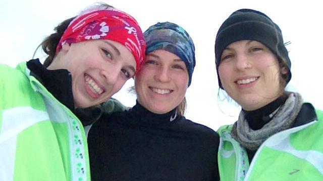 Три сестры потерялись в Wyoming