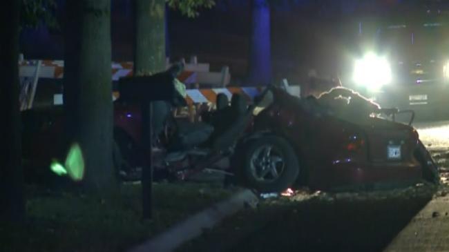 В Watertown при побеге от полиции погибло 2 юношей