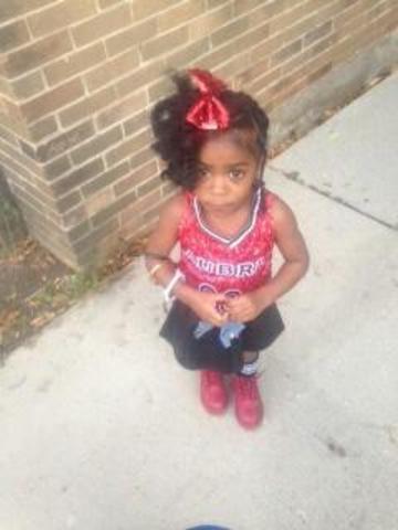 Полиция Милуоки разыскивает маленькую девочку