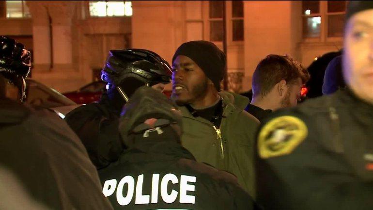 Праздник был испорчен – Nate Hamilton и еще 4 нарушителя спокойствия взяты под стражу