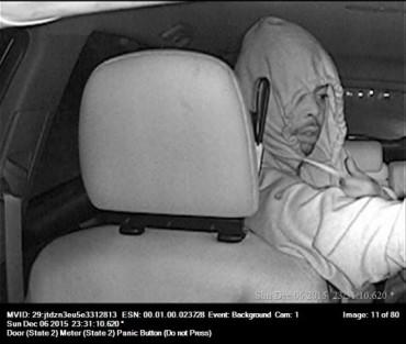 Получены фотографии подозреваемых в ограблении таксиста