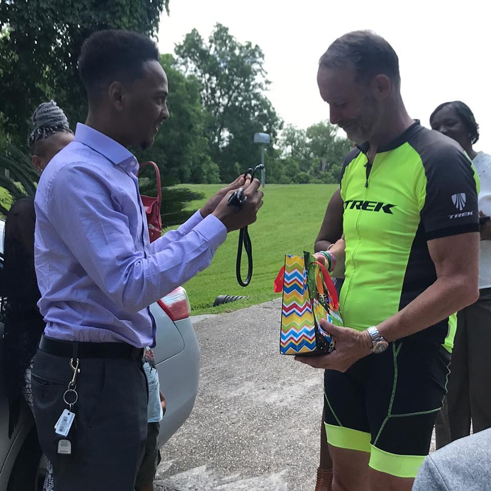 konner2 - Житель Мэдисона проехал на велосипеде более 3000 км, чтобы услышать сердце погибшей дочери