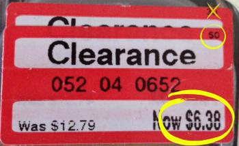 clearance target - 12 уловок для выгодного шоппинга в сети Target