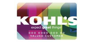 Кредитная карта Kohl's