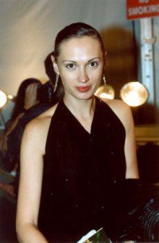 Мисс Украина 1996 Наталья Швачко в 2003 году.