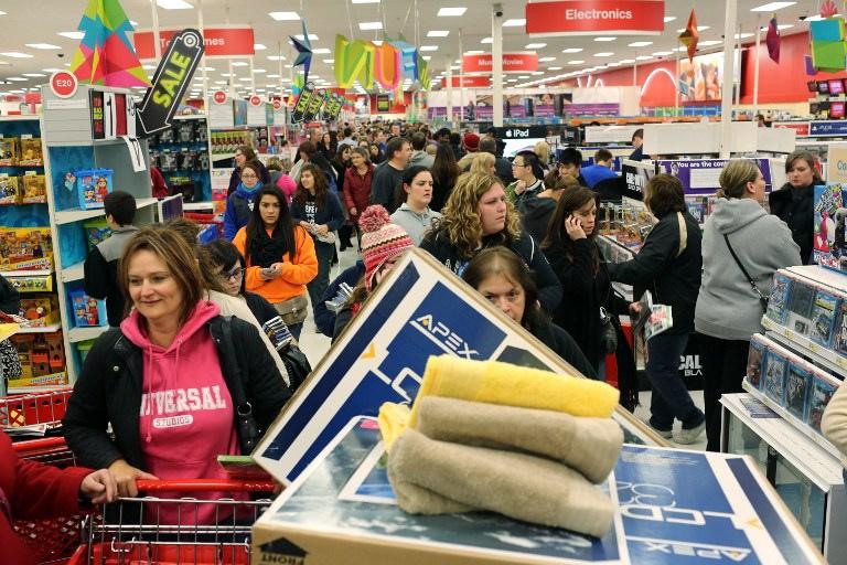 target black friday - 12 уловок для выгодного шоппинга в сети Target