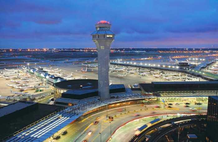 Аэропорт ОХара