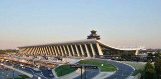 Аэропорты США_Вашингтон