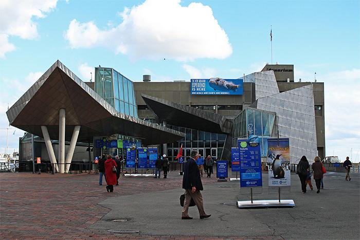 Akvarium - Стили архитектуры США