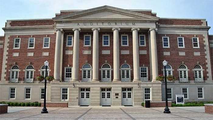 Alabamskij universitet - Штаты США. Штат Алабама