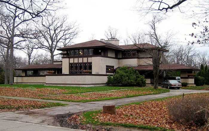 Arhitekturnyj stil prerij - Стили архитектуры США