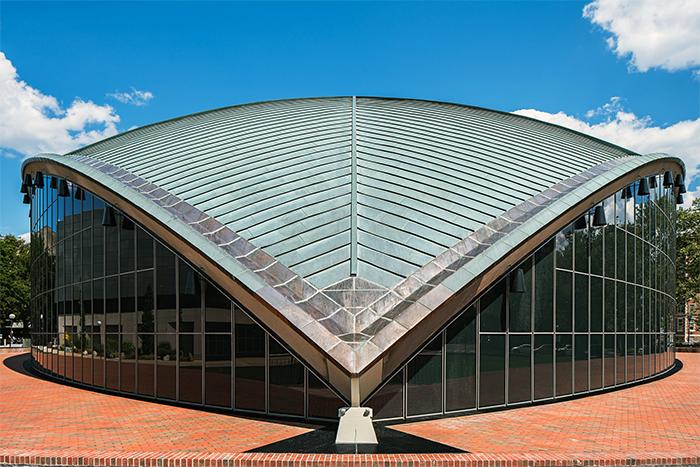 Auditoriya - Стили архитектуры США