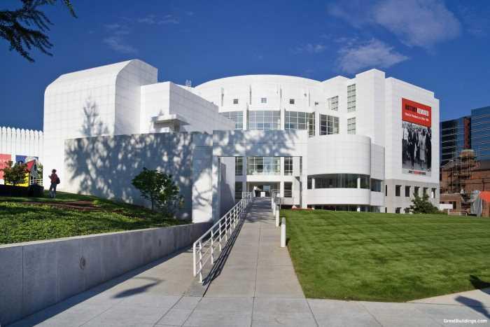 Glavnyj muzej iskusstva v Atlante - Город Атланта, Джорджия, США