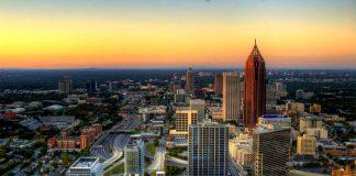 Город Атланта, Джорджия, США