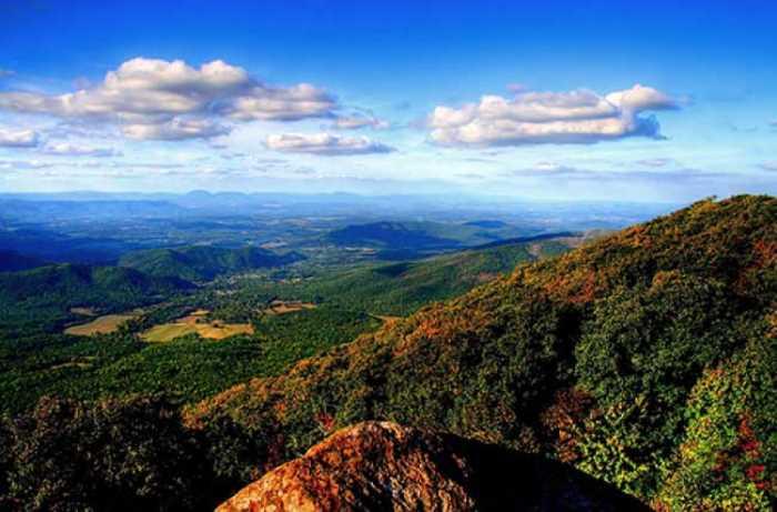 Gory Appalachi - Штаты США. Штат Алабама
