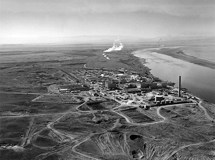 Henfordskij kompleks na beregu r. Kolumbiya - Катастрофа в Хэнфорде, США: ядерная угроза для всего мирового сообщества