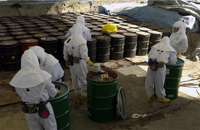 Hranenie yadernyh othodov - Катастрофа в Хэнфорде, США: ядерная угроза для всего мирового сообщества