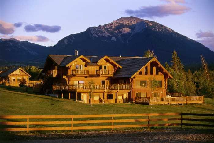Ranch - Стили архитектуры США