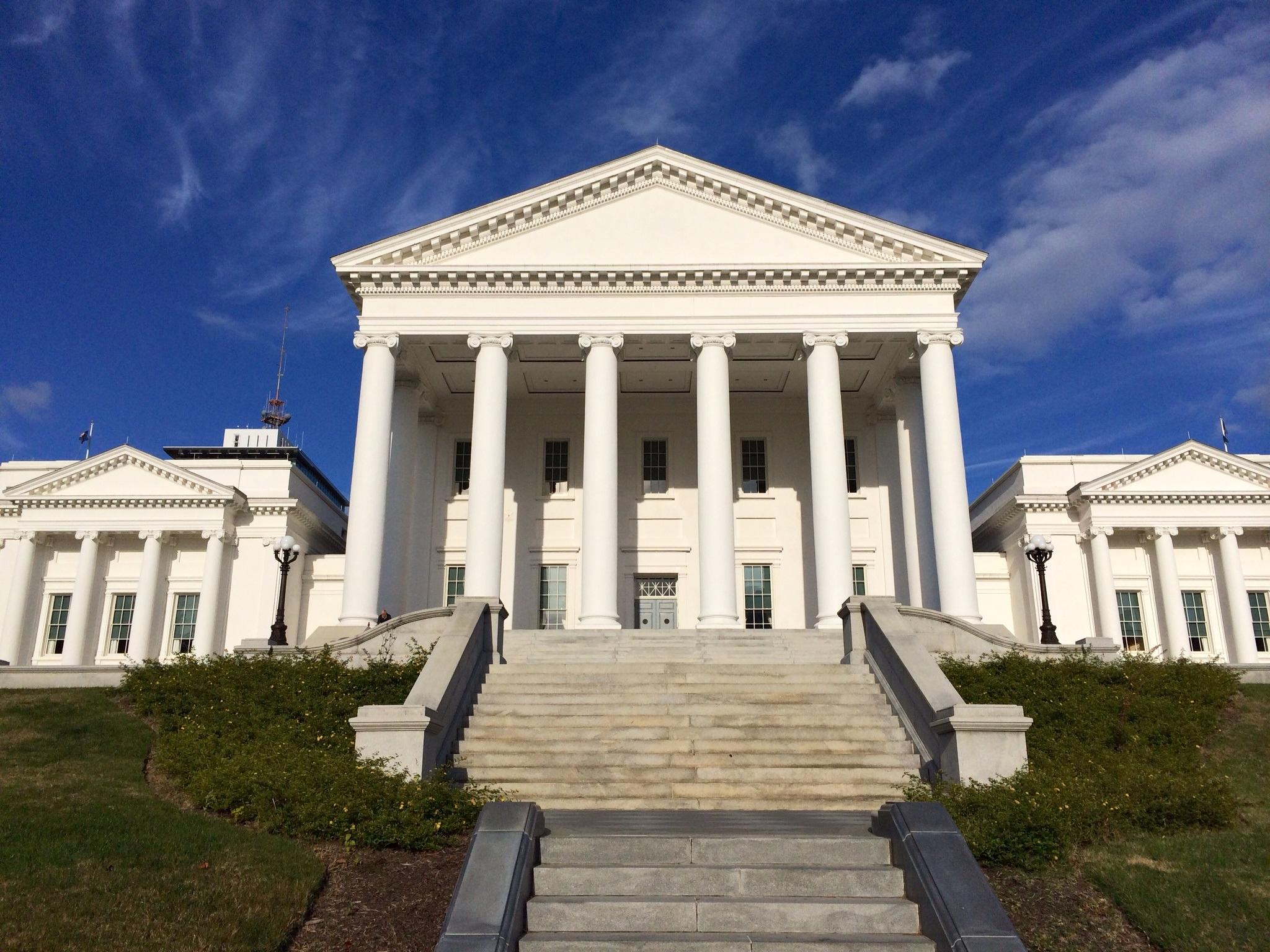 Richmond - Стили архитектуры США