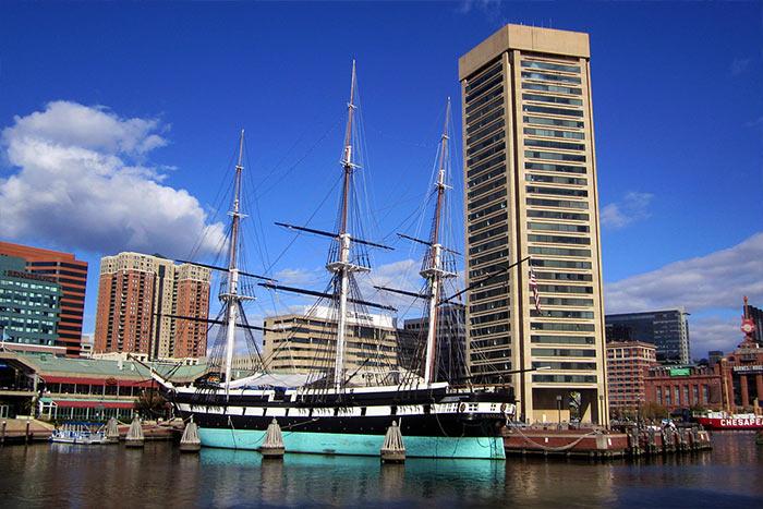 Torgovyj tsentr World Trade Center of Baltimore - Балтимор - самый «темный» город США