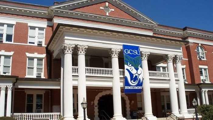 Universitet shtata Dzhordzhiya v Atlante - Город Атланта, Джорджия, США