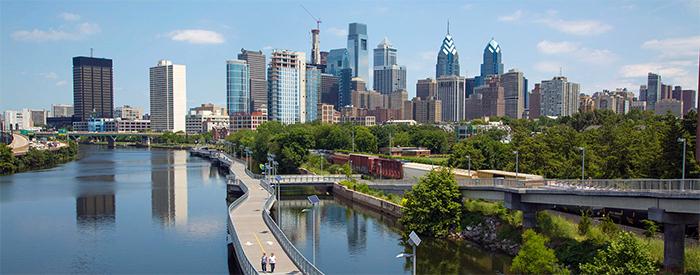 Visit Philadelphia - Стили архитектуры США