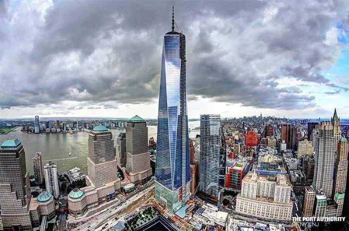 Всемирный торговый центр (Башня Свободы)