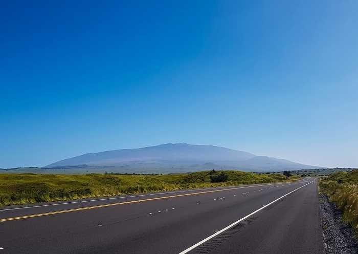 Vulkan Mauna Kea - Штаты США. Гавайи - 50 штат США