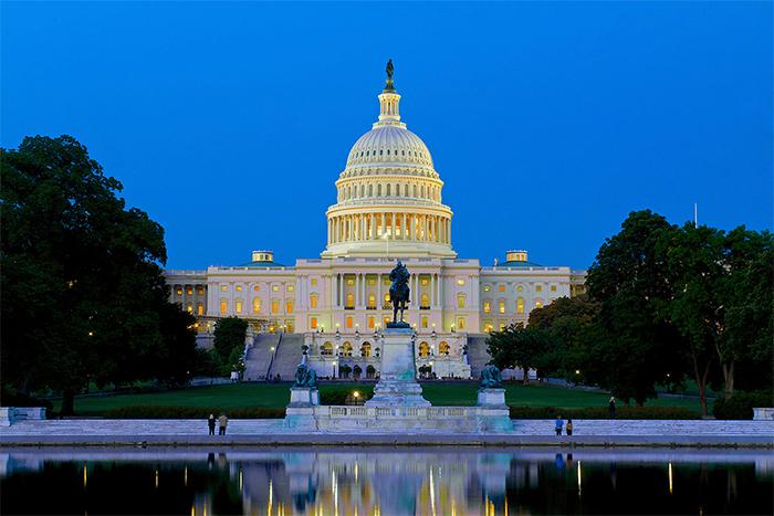 Washington - Стили архитектуры США