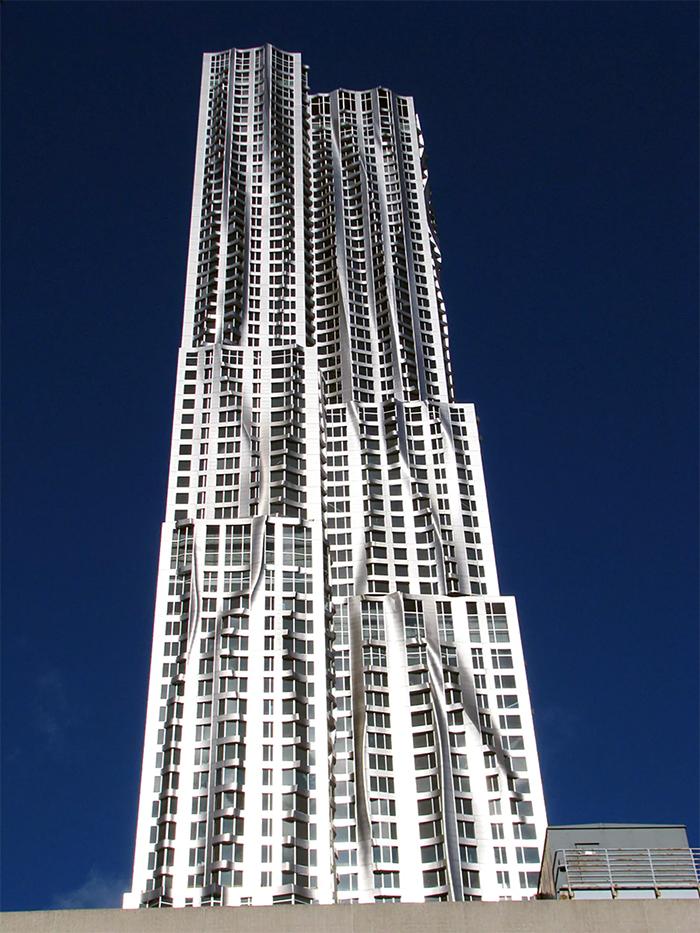 ZHiloj kompleks - Стили архитектуры США