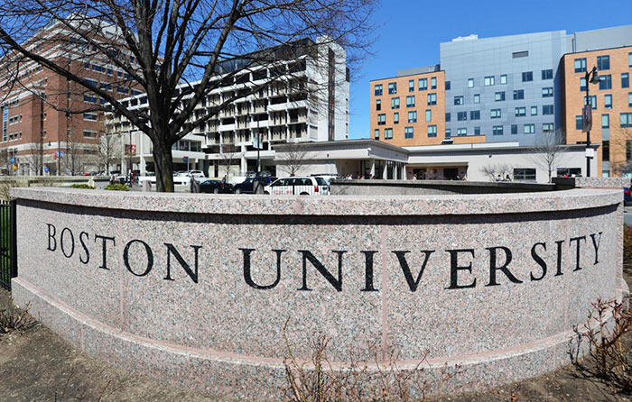 Bostonskij universitet - Бостон – столица штата Массачусетс