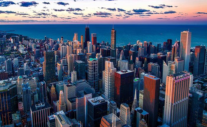 CHikago - Чикаго – второй экономический центр США