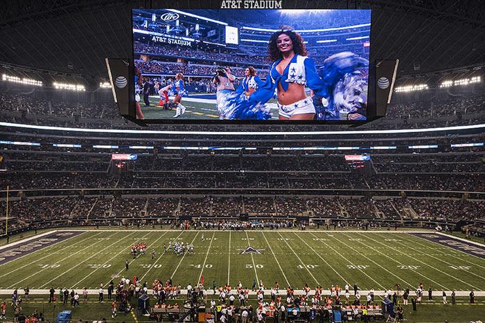 Dallas Cowboys - Даллас - самый грустный город США