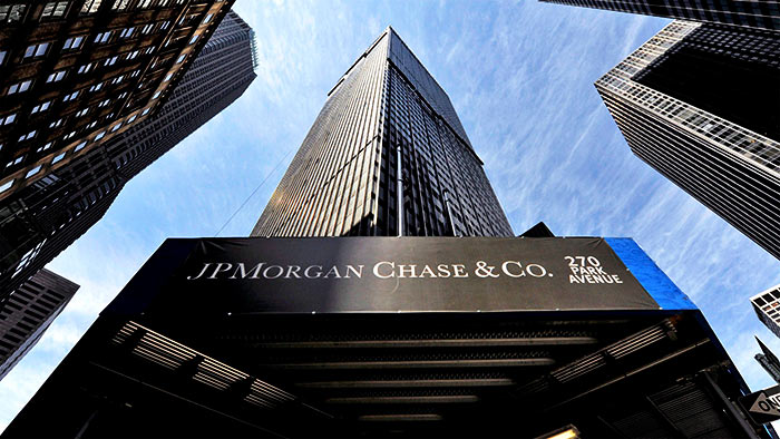 JP Morgan Chase bank - Банки США