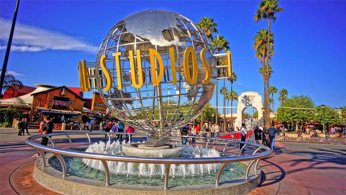 Kinostudiya Universal - Развлечения в Лос-Анджелесе