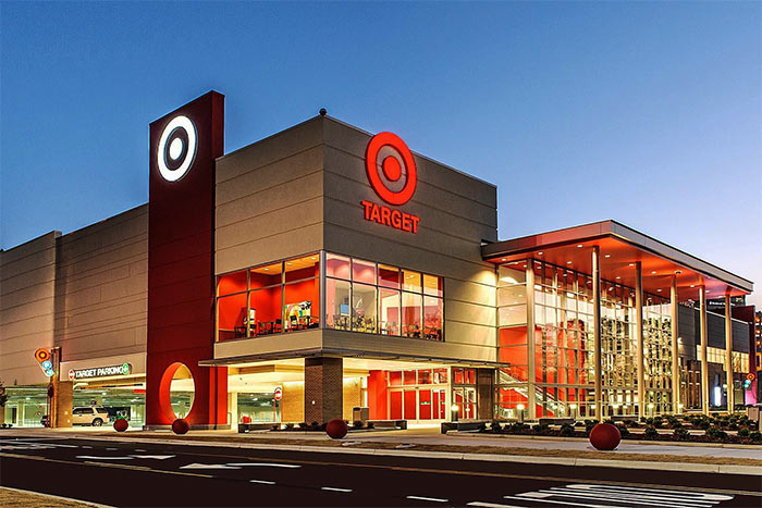 Target - Супермаркеты в США