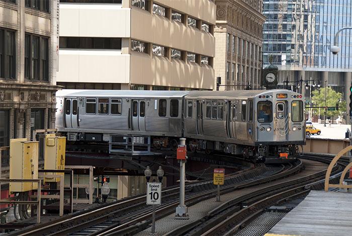 Transport CHikago - Чикаго – второй экономический центр США