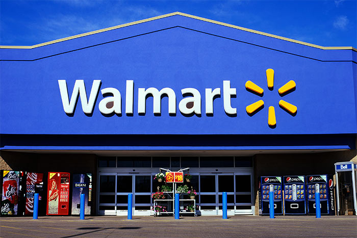 Walmart - Супермаркеты в США