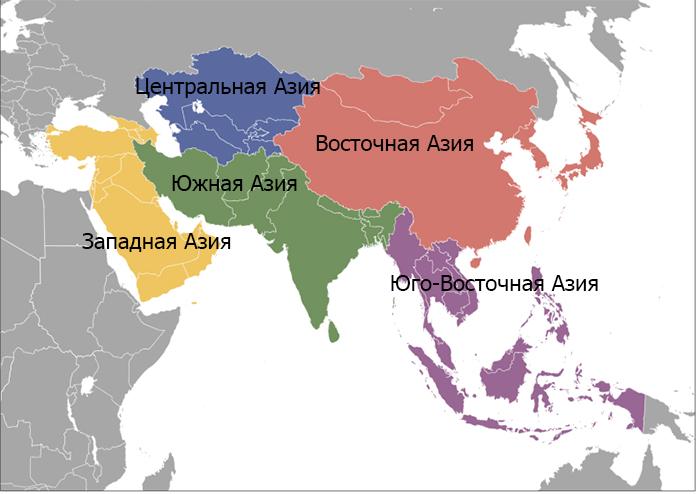 Aziya - В какие страны американцам не нужна виза?