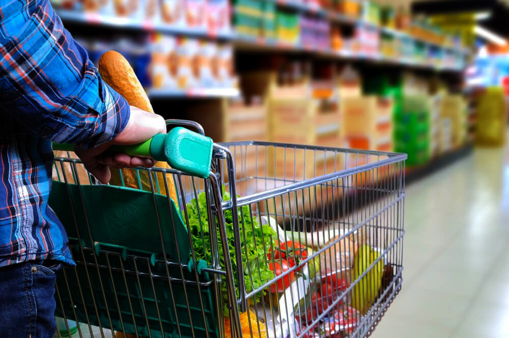 Bolshoj tur po supermarketam - Еда и питание в США