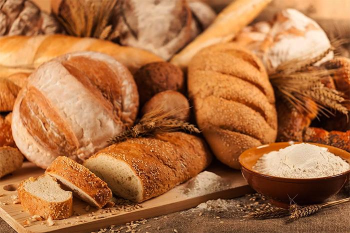 Hleb - Цены на продукты питания в Америке