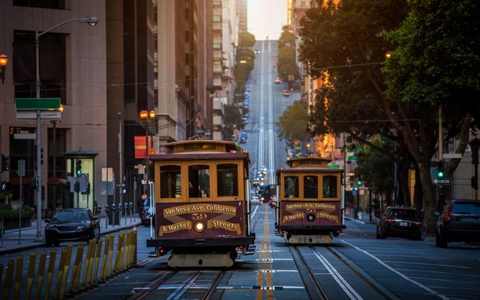 Kanatnyj tramvaj - Что посмотреть в Сан-Франциско?