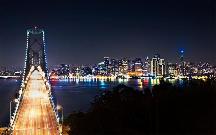Ночная жизнь Сан-Франциско