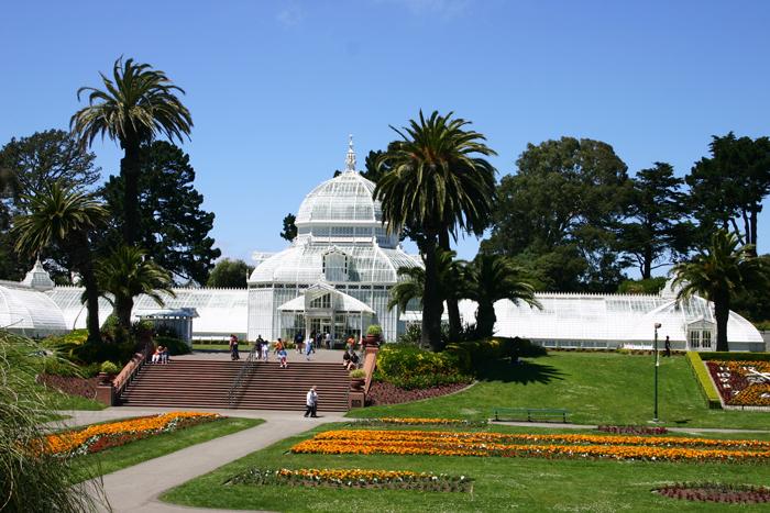 Park Zolotye vorota - Что посмотреть в Сан-Франциско?