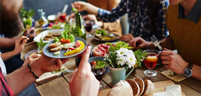 Pitanie v kafe i restoranah - Цены на продукты питания в Америке