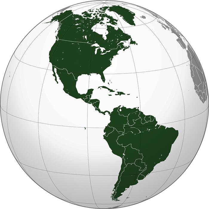 Severnaya i YUzhnaya Amerika - В какие страны американцам не нужна виза?