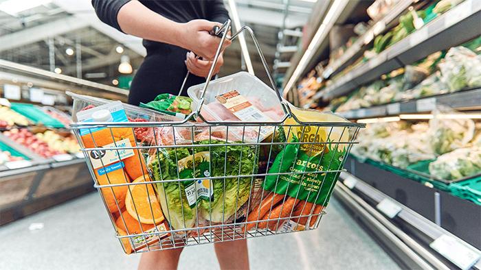 TSeny na produkty v supermarketah - Цены на продукты питания в Америке