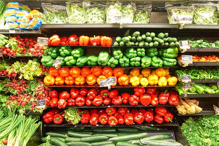 TSeny v supermarketah Nyu Jorka - Цены на продукты питания в Америке