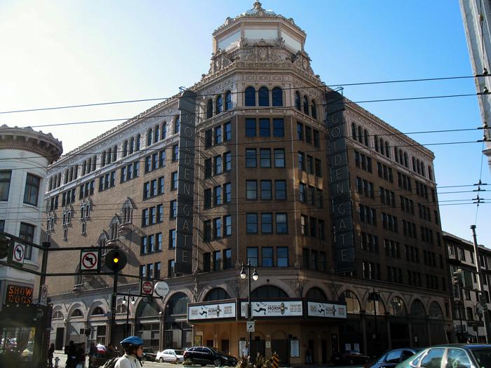 Teatr Zolotye Vorota - Что посмотреть в Сан-Франциско?