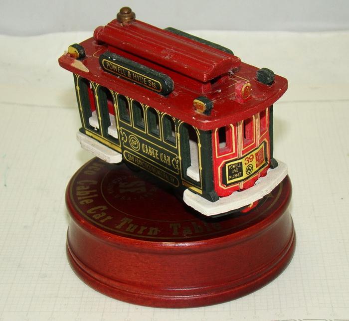 Трамвайчик из Сан-Франциско